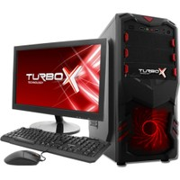 "Turbox TRX7004 Intel Core i7 620LM 4GB 320GB Freedos 18.5"" Masaüstü Bilgisayar"