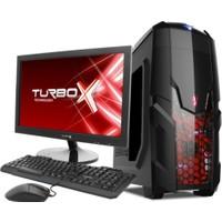 "Turbox TRX5108 Intel Core i5 650 3.20Ghz 4GB 1TB 18.5"" Masaüstü Bilgisayar"