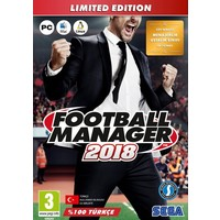 Pc Football Manager 2018 Lımıted Edıtıon