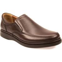 Ziya Erkek Ayakkabı 7353 B02 Kahverengi