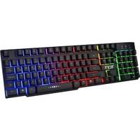 Inca IKG-446 Rainbow Efect Mekanik Hisli Gamer Klavye