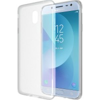 Microsonic Samsung Galaxy J3 Pro Kılıf Transparent Soft