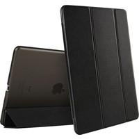 Microsonic iPad Pro 10.5 Smart Case ve arka Kılıf Siyah