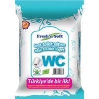 Fresh N Soft Islak Tuvalet Kağıdı 3'Lü Ekonomik Paket 180 Yaprak