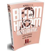 Benim Hocam 2018 Kpss Matematik Tamamı Çözümlü Soru Bankası