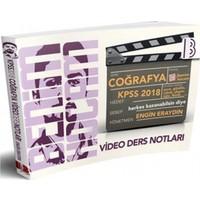 2018 Kpss Coğrafya Video Ders Notları Benim Hocam Yayınları