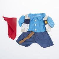 Sky Plush Kovboy Kostümü - 40 cm