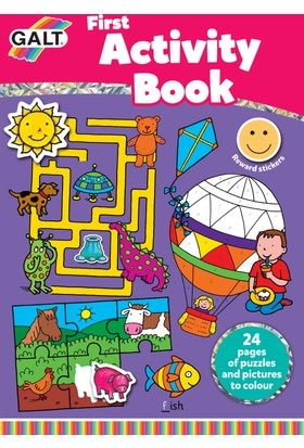 First Activity Book 5 Yaş+