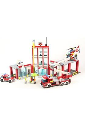 LEGO City 60110 İtfaiye Merkezi