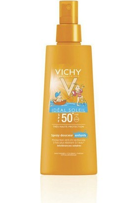 Vichy Capital Soleil Enfant Spf 50+ 200 Ml