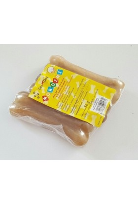 Gimdog Mordimi Press kemik 50 gr - 9cm 3 lü Naturel