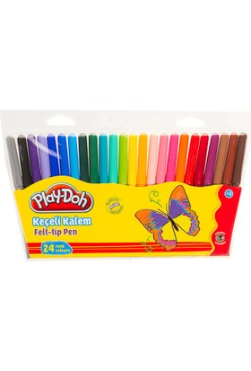 Play-Doh Keceli Kalem 24 Renk