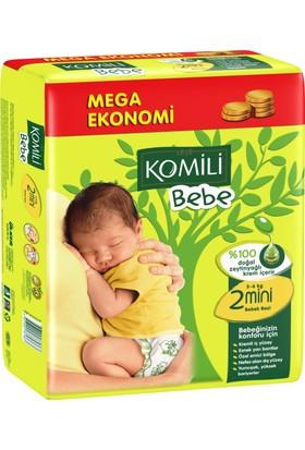 Komili Bebe Bebek Bezi 3 Beden Jumbo Paket 54 Adet