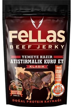 FELLAS BEEF JERKY KLASİK 40GR