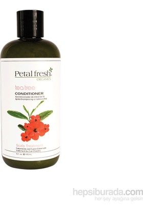 Petal Fresh Organics Tea Tree Conditioner 475 Ml.