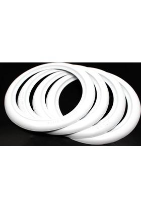 Atlas Lyon Beyaz Lastik Yanağı 14 Jant 4 lü Set 103876