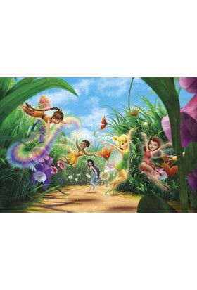 Disney Edition 8-466 Fairies Meadow Duvar Posteri