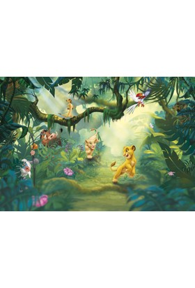Disney Edition 8-475 Lion King Duvar Posteri