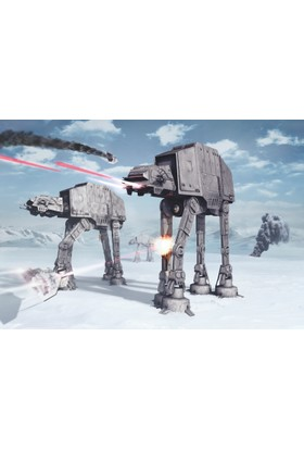 Disney Edition 8-481 Star Wars Battle Duvar Posteri