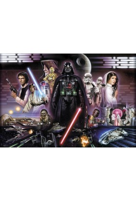 Disney Edition 8-482 Star Wars Duvar Posteri