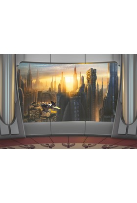 Disney Edition 8-483 Star Wars Çocuk Odası Duvar Posteri