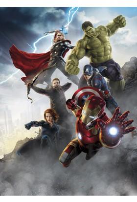 Disney Edition 4-458 Marvel Avengers Duvar Posteri