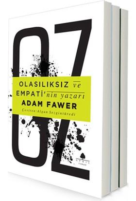Adam Fawer Seti (3 Kitap)