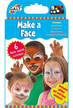 Galt Make A Face Face Paints 5 Yaş+