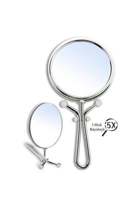 Lionesse Metal Makyaj Aynası 10003