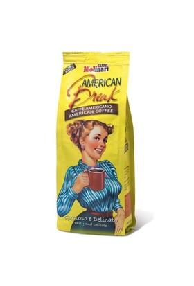 Caffe Molinari 6'lı Koli / American Break Filtre Kahve 250g