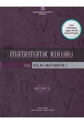İrem Yayınları Matematik Kulübü Ygs Kolay Matematik 1 - Kemal Çinçin