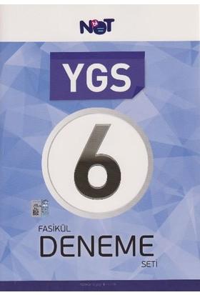 Not Yayınları Ygs 6 Fasikül Deneme Seti