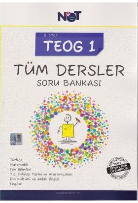 Not Yayınları 8. Sınıf Teog-1 Tüm Dersler Soru Bankası