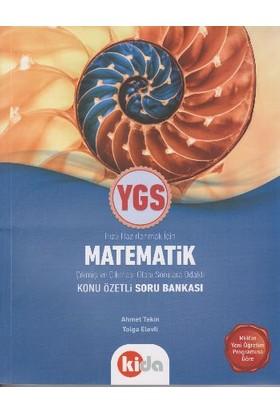 Kida Kitap Dağıtım Ygs Matematik Konu Özetli Soru Bankası - Ahmet Tekin