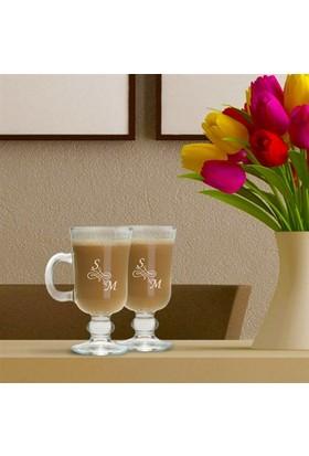 BuldumBuldum Kişiye Özel İrlanda Kahve Bardağı 2'li Set