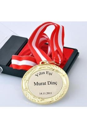 BuldumBuldum Kişiye Özel Yazılı Madalyon