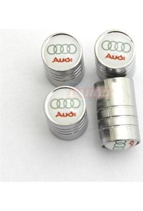 Carub Sibop Kapağı 4Lü Krom Vakumlu Audi