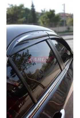 Carub Honda Accord Mugen Cam Rüzgarlığı 08-09 4Lü