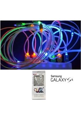Demircioğlu Araç Şarjı 12V Samsung Galaxy S4 7Rnk Işıklı