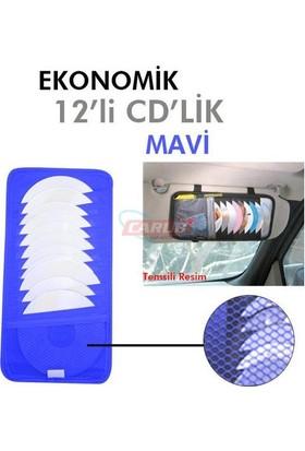 Demircioğlu Cd Kabı Mavi 12Li