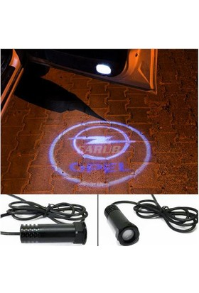Demircioğlu Kapı Altı Işık Logo Opel 2Li