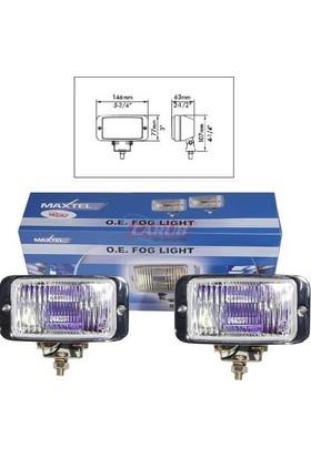 Maxtel Sis Lambası 12V 146X77Mm Krm Rainbow Jf837Cl