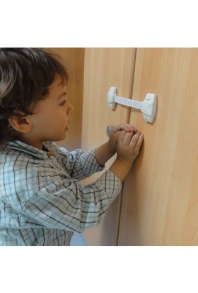 Ayarlanabilir Esnek Çok Amaçlı Çocuk Kilidi