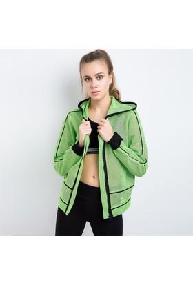 New Balance WTJ3627 Yeşil Kadın Sweatshirt
