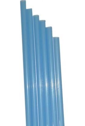 Parti Şöleni Açık Mavi Frozen Pipet 25 Adet