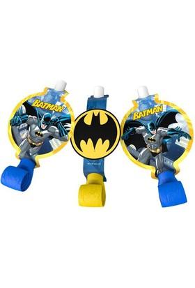Parti Şöleni Batman Kaynana Dili 6 Adet