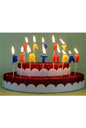 Parti Şöleni Happy Birthday Mum