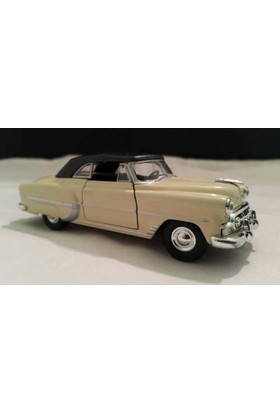 Welly Chevrolet Bel Air 1953 Metal Araba Krem