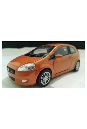 Welly 1:36 Fiat Punto Metal Araba