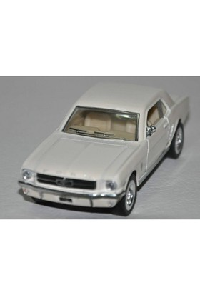Welly 1:36 Ford Mustang 1964 Metal Araba